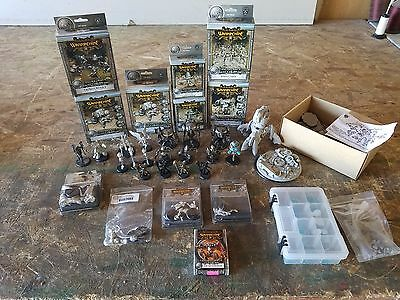 Warmachine Convergence of Cyriss Army Lot