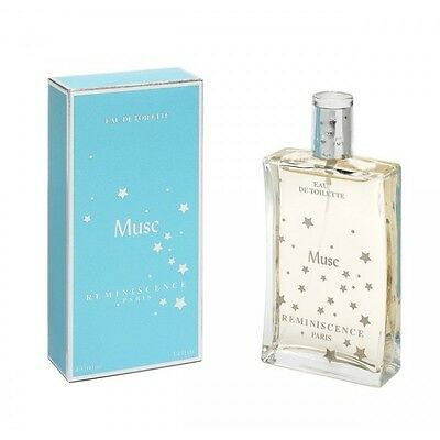 REMINISCENCE MUSC FEMME   100ML  EDT  vapo  SOUS BLISTER