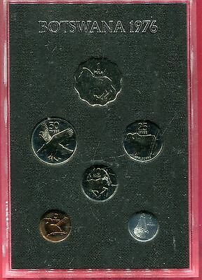 1976 Botswana Proof Set - OGP