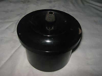 Vintage Bakelite Film Developing Container Tank for 35mm Film Roll