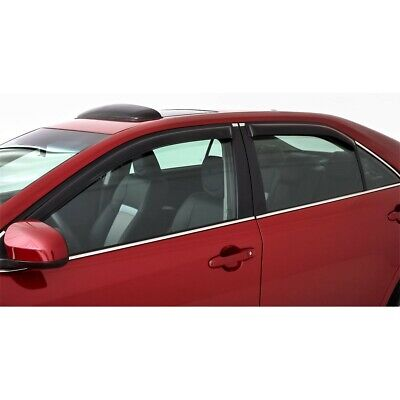 Ventshade 94995 Window Visor For 2015-2017 Chevrolet Colorado Front & Rear