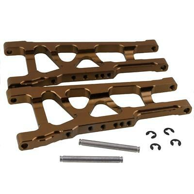SLA007 Alloy Front /Rear Suspension Arms Upgrade Parts for TRAXXAS SLASH 4X4