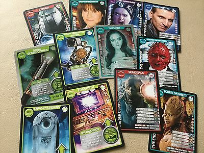 Doctor Who Monster Invasion Extreme 3 15 27 44 139 233 235 279 291 Rare 59 231