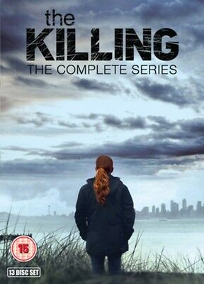 The Killing - Complete Series (13 disc box set) [DVD] [ American . 503069703059.