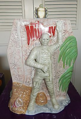 THE MUMMY Horror Movie Cookie Jar Collection Universal Studio's Monsters Mint