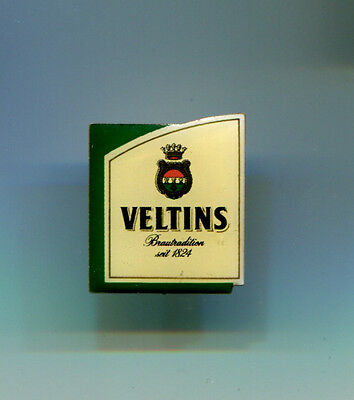 Pin Veltins   - Bierwerbung  (JR)