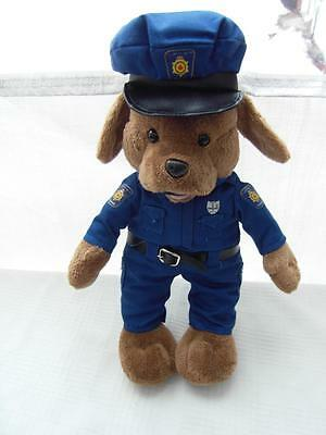 CORRECTIONAL SERVICE CANADA  CORRECTIONNEL puppy YOURRIE PLUSH MASCOT doll RARE
