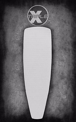 New Stand Up Paddleboard SUP Deck Pad/Traction Pad/1 piece/Solid White