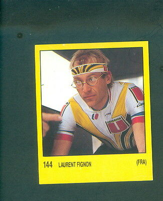 Spanish Trading Card Laurent Fignon Cycling Tour France