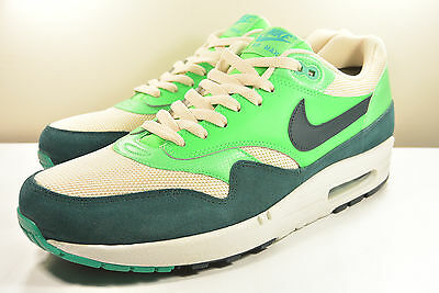 DS NIKE 2012 Air Max 1 Beach Atomic Teal 13 Safari Atmos Supreme Patta 90