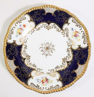Set of 10 COALPORT Made for TIFFANY English Dinner Service Plates Antique