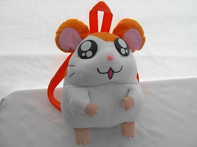 HAMTARO little hamsters big adventures PLUSH DOLL BACKPACK HAM HAM HAMSTER