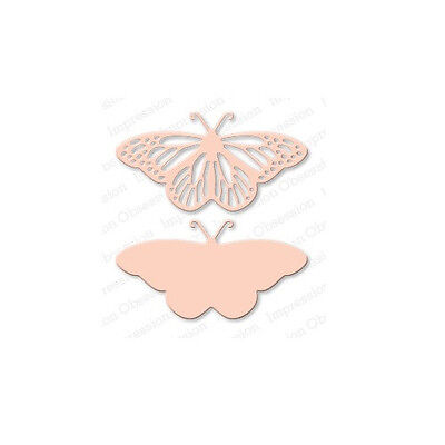 BUTTERFLIES DIE-Impression Obsession//IO Stamps DIE008-I -Sizzix-Spring