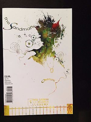 SANDMAN OVERTURE #3, SPECIAL INK VARIANT A, New, First print, DC Comics (2014)