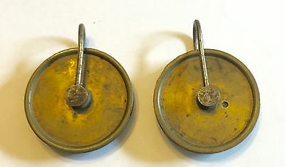 Pair Of Antique Long case /grandfather Clock Pulleys • £45.00