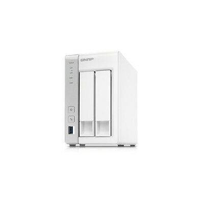 QNAP NAS TS-231 + 1GB/1.4GHz 2-Bay [B0422954]