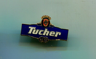 Pin Tucher  - Bierwerbung  (JR)