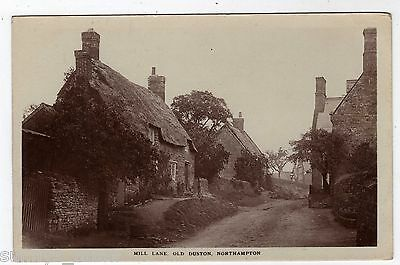 Northamptonshire, Old Duston, Mill Lane, Rp