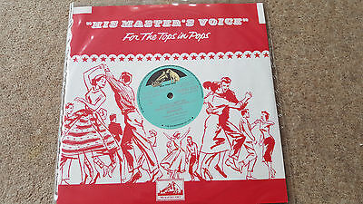 """Morrissey 10"""" Promo HMV We Hate It When Our Friends Become Successful"""
