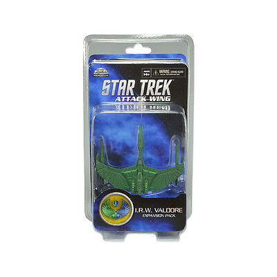 Star Trek Attack Wing. I. R. W. Valdore Expansion Pack. New and Sealed in Pack.