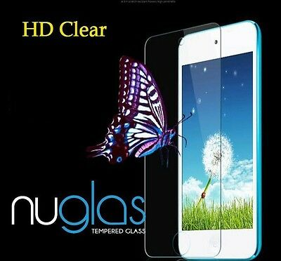 Genuine Nuglas 0.3mm 9H Tempered Glass Screen Protector For Apple iPod Touch 5 6