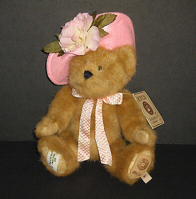 2008 Boyds Bears Bear of the Month May T. Beary Plush Bear Limited Edition  NEW