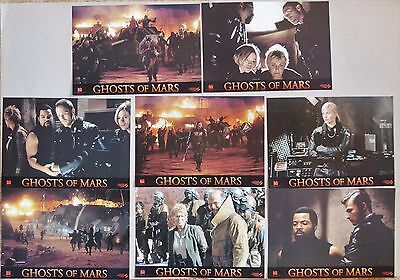 German LCs - GHOSTS OF MARS Natasha Henstridge, Ice Cube, Pam Grier