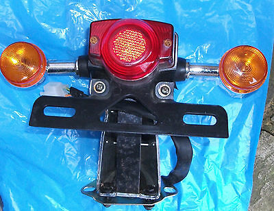 2014 DIRECT BIKES TOMMY 50 DB 50QT-E rear light /indicator assembly