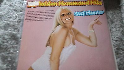 Stef Meeder ‎– 32 Golden Hammond Hits 2x Vinyl LP Imperial  5C178.24 975/6 1972