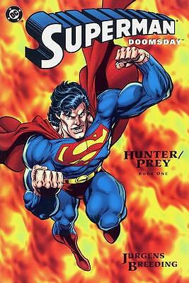 Superman Doomsday: Hunter / Prey 1-3 Complete Set Lot Full Run Death Of 75 Dc