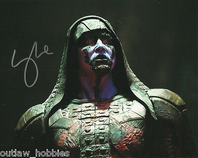 Lee Pace Guardians of the Galaxy Autographed Signed 8x10 Photo COA