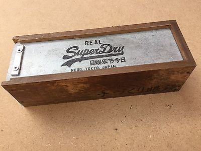 Superdry Sunglasses Hard Case Box Or Pencil Case
