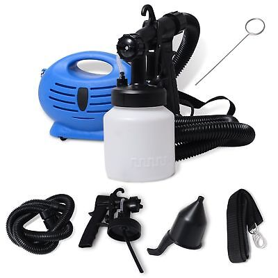 Electric Paint Sprayer 650W Airless Painting Gun Auto Advanced System Tool Kit