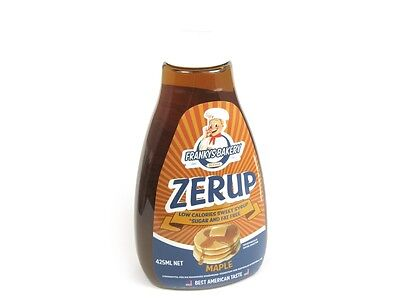 Frankys Bakery Syrups Zerup, Low Carb, Fat Free, Sugar Free, Diet, Diabetic,VLCD