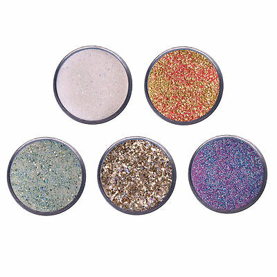 Wow! Glitter Embossing Powder 5 Piece Set - Royal Collection