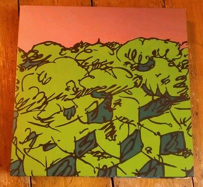 "Superrare! Edwin Burdis - Untitled 12"" No.1 Of 100 Nm!"
