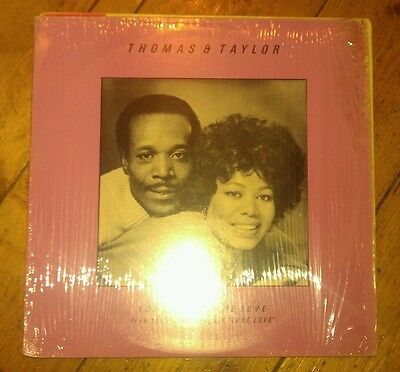 """Thomas & Taylor-You Can't Blame Love 12"""" T/t 1027 Thom/tay Productions 1985 Vg+!"""