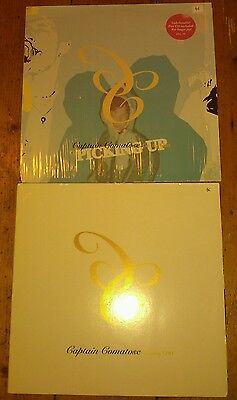 2Xlp's - Captain Comatose - Picking Up/going Out - Both Nm!