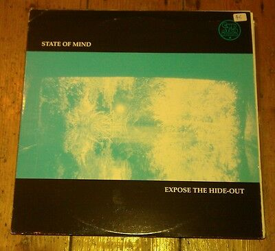 State Of Mind-Expose The Hide-Out 2Xlp Cotlp 006 Cup Of Tea Records 1997 Vg+!