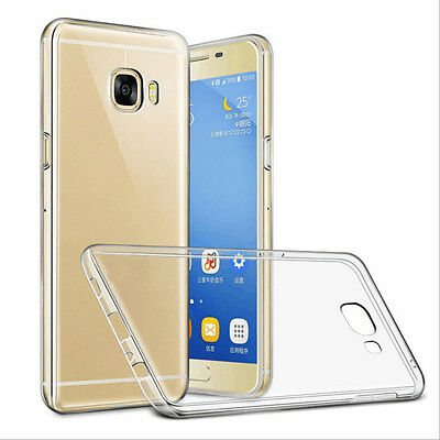 Slim Crystal Rubber Silicone Cover Soft TPU Case For Samsung Galaxy Xcover 4 Lot
