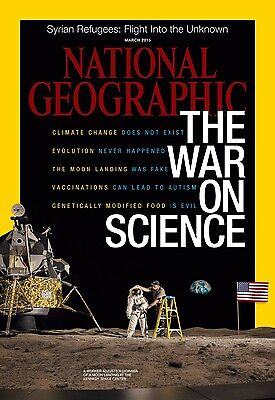 NATIONAL GEOGRAPHIC Mar 2015 Athens Berlin Greenland Syria Science Creatures