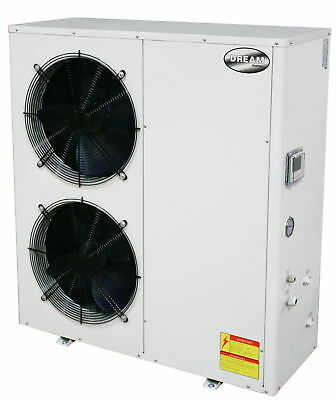 New Home Air Source Air To Water Heat Pump Heater 22Kw Rrp £3999