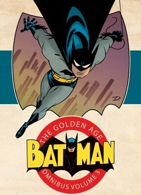 Batman The Golden Age Omnibus Vol 3, Various, Various, 9781401269029