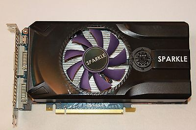 Sparkle nVidia GeForce GTX 460 1Gb GDDR5 Dual DVI PCI-E Graphics/Video Card