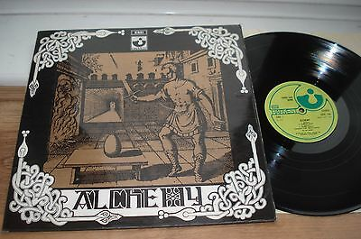 Third Ear Band Alchemy PLAYS EX!! NICE COPY!! 1969 UK LP