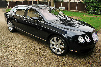 2007 Bentley Continental 6.0 auto Flying Spur JUST SERVICED 01/2018 AT BENTLEY!