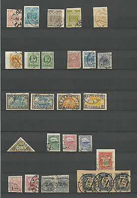Estonia 1918-1940,used Collection, 45 Complete Issues!