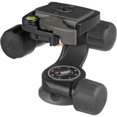 Manfrotto 460MG 3D Magnesium Head with RC2 Quick Release - Supports 3k