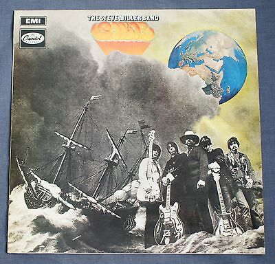 Steve Miller Band - Sailor - Rare Uk Capitol St 2984 - Psych Prog Vinyl Lp