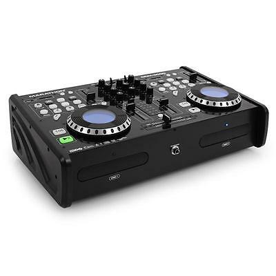 [B-WARE] USB SD CD Player Mix DJ Konsole m. Equalizer & Scratchfunktion für MP3